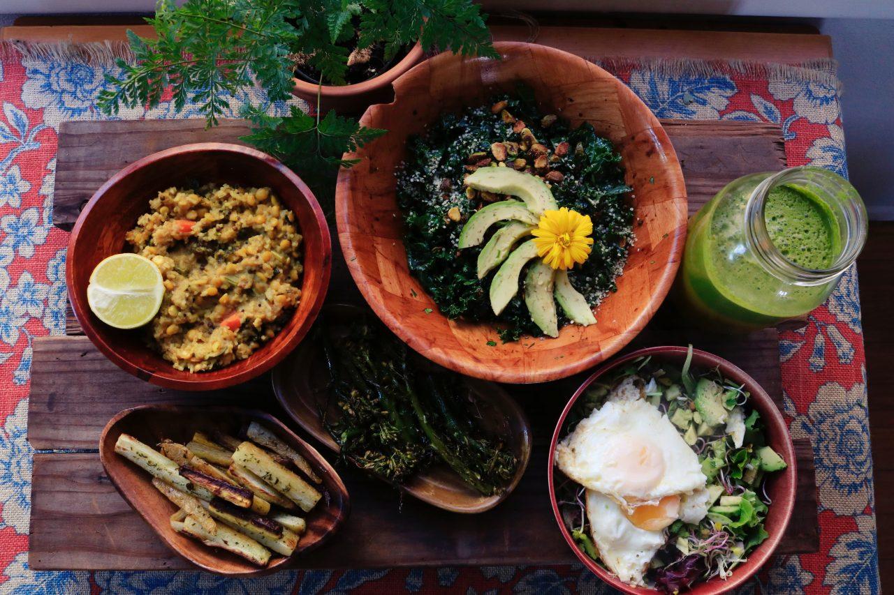 régime alimentaire ayurveda pour kaphana