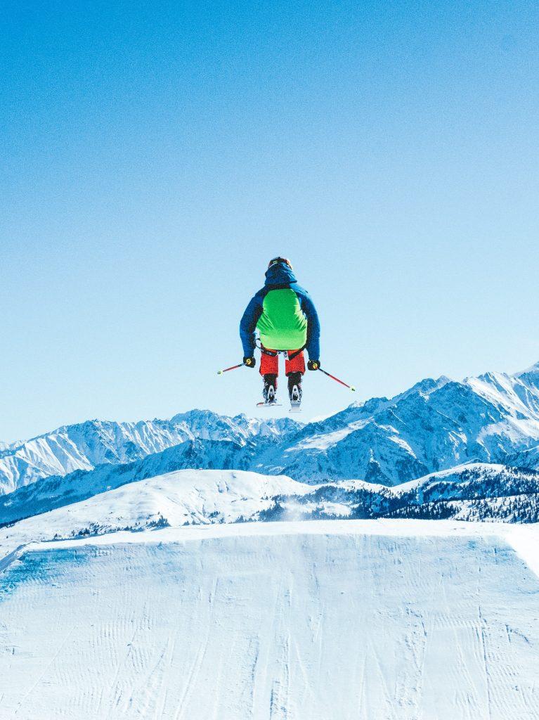 Se préparer pour le Ski avec le Yoga et l'Ayurveda