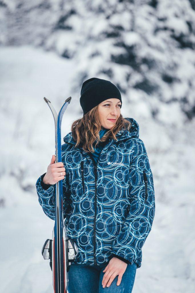 Les soins essentiels et naturels spécial sport d'hiver
