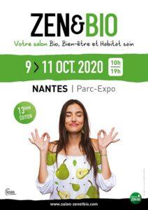 Salon zen & bio Nantes 2020