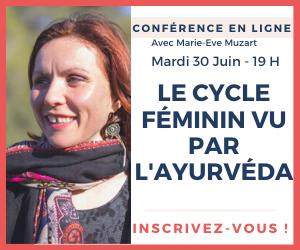 Cycle féminin vu par l'Ayurvéda