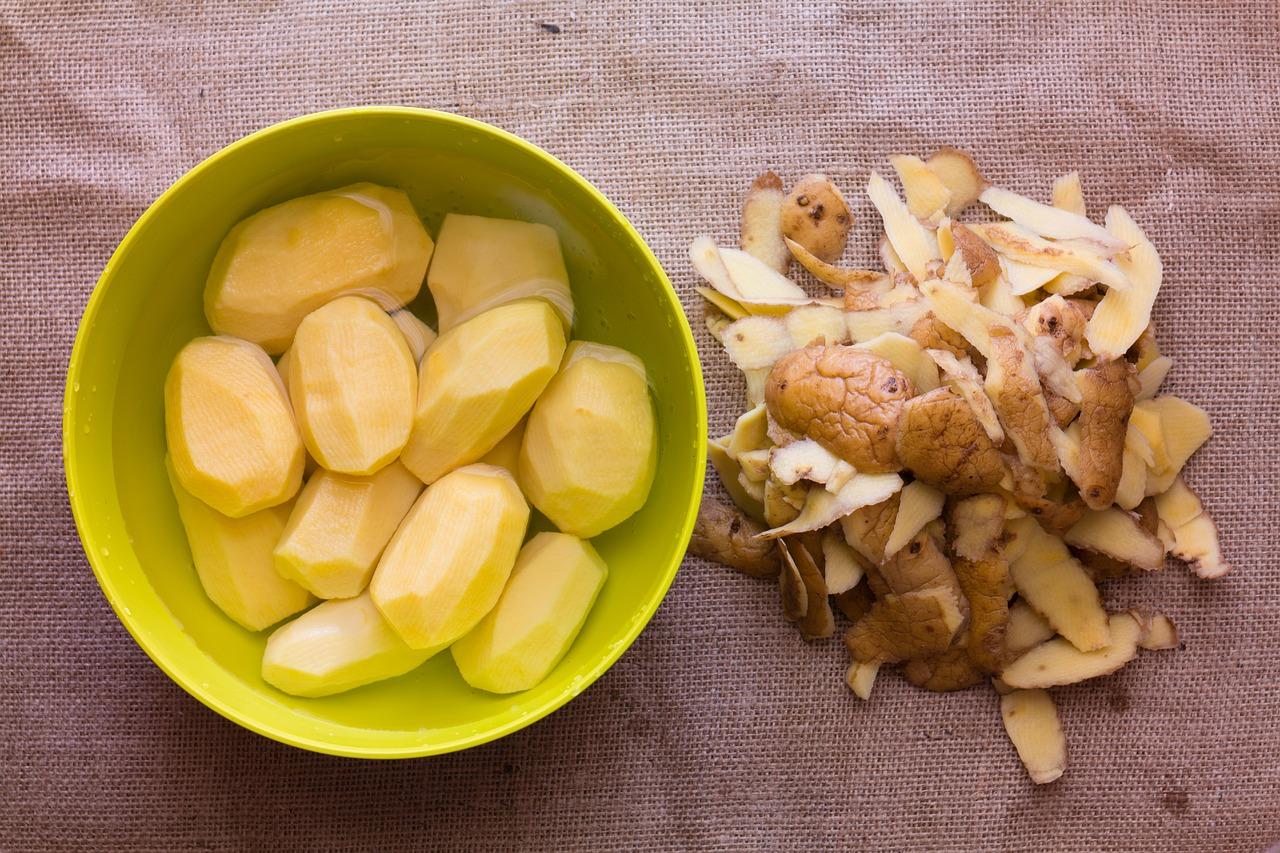 Les bienfaits du jus de pomme de terre