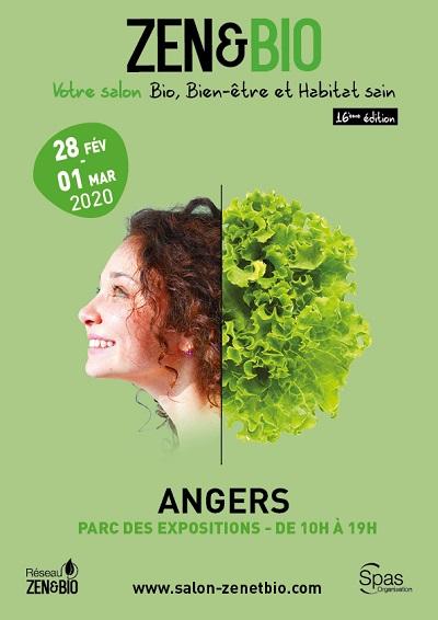 Salon ZEN & BIO Angers
