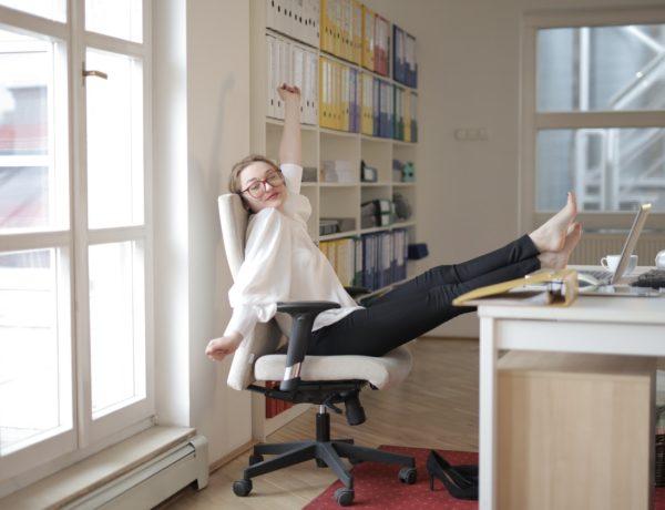 Exercices pour s'étirer après une dure journée