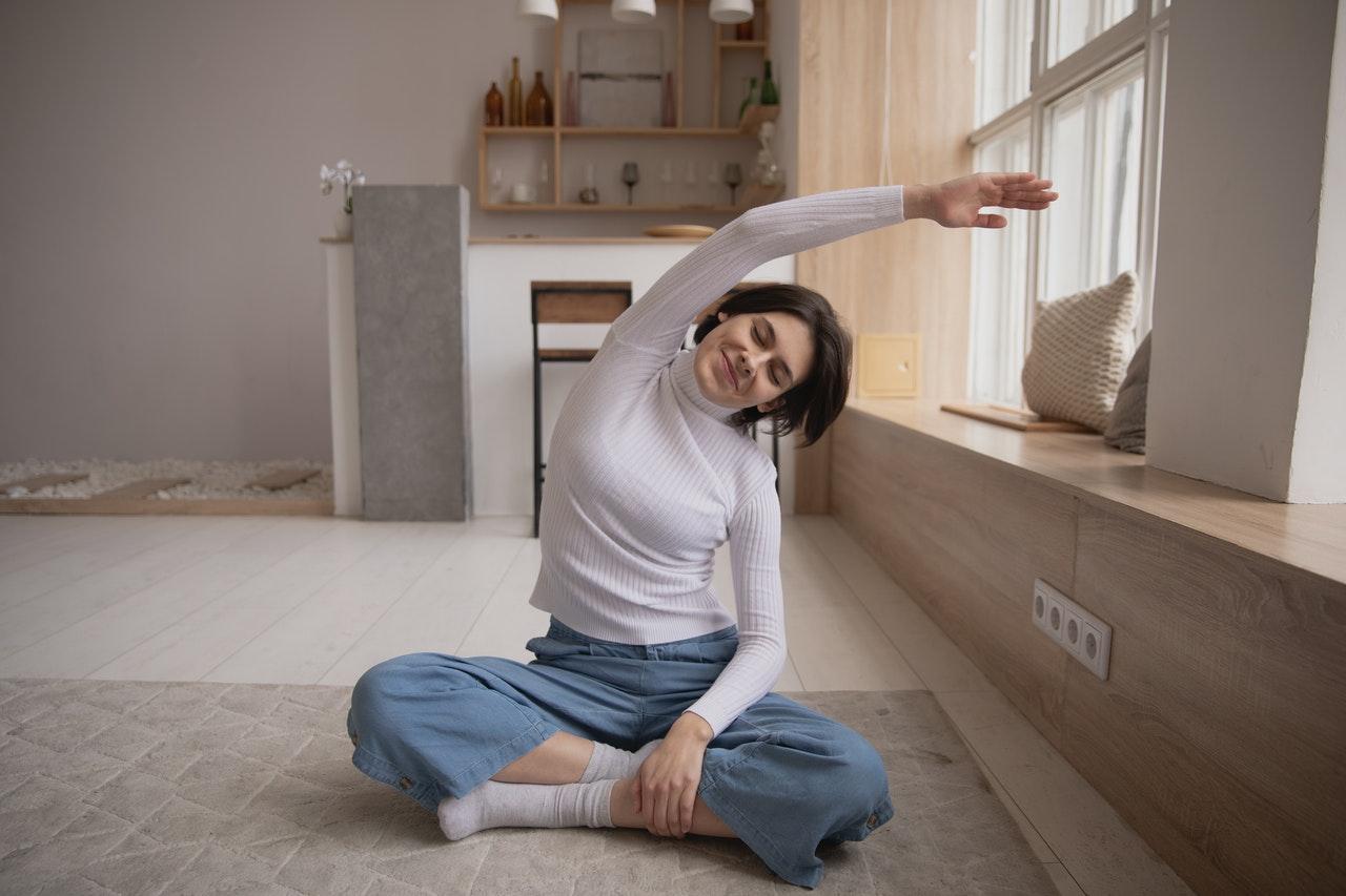 Exercices pour se détendre après une rude journée