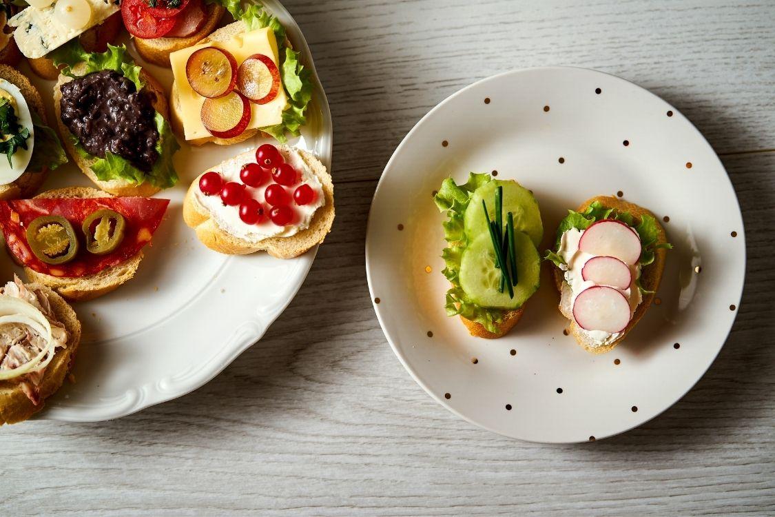 Perdre du ventre : la taille de l'assiette