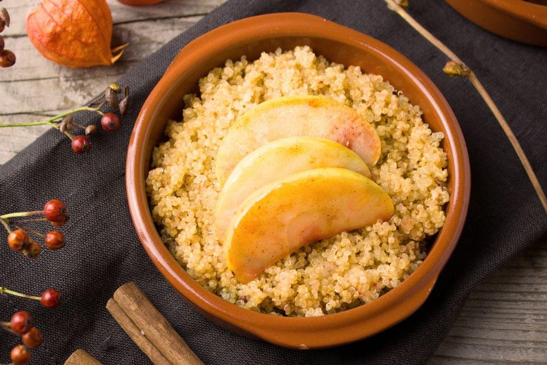 Le quinoa, un trésor de protéines