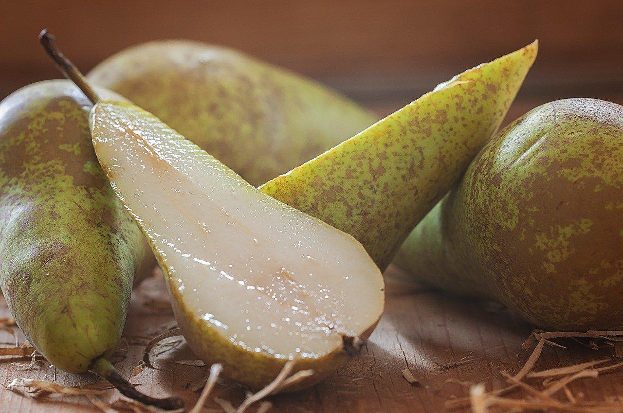 Une délicieuse recette de smoothie avec de la poire
