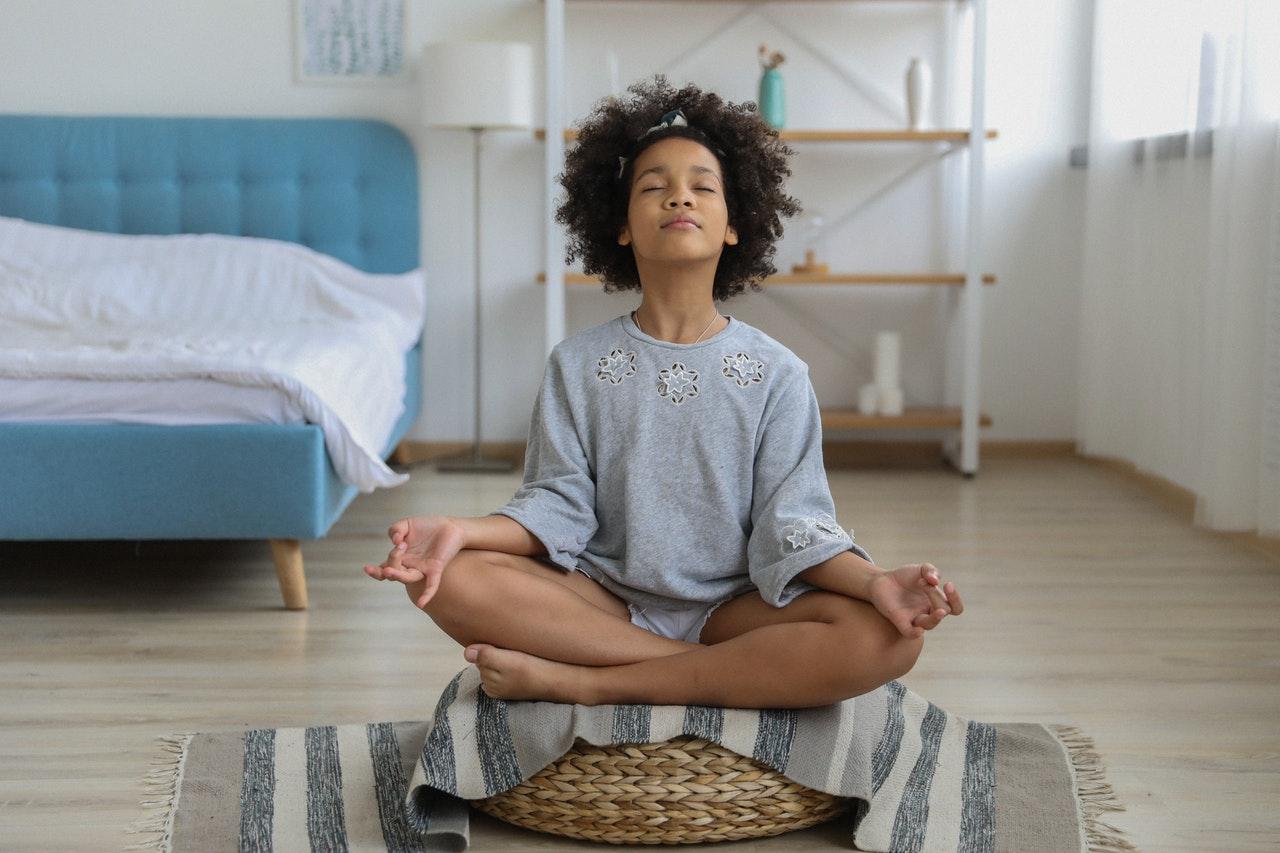 La méditation pour retrouver l'émerveillement de son regard d'enfant