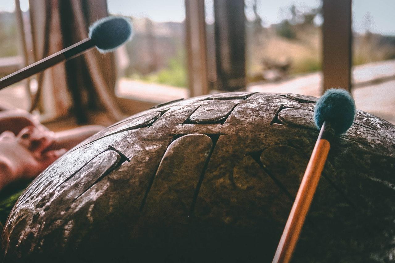 La méditation au tambour