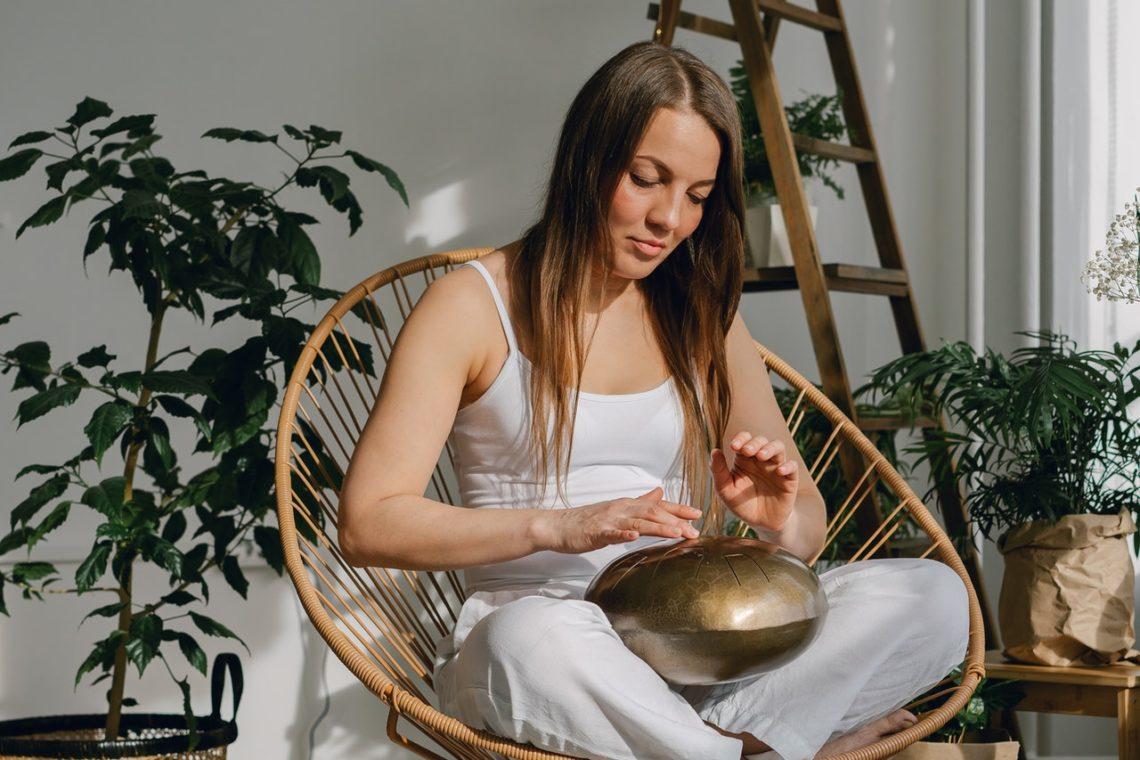 La méditation au tambour et les bienfaits du son