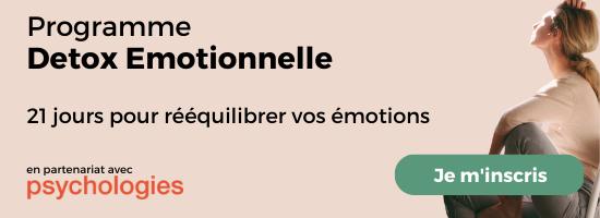Programme detox emotionnelle