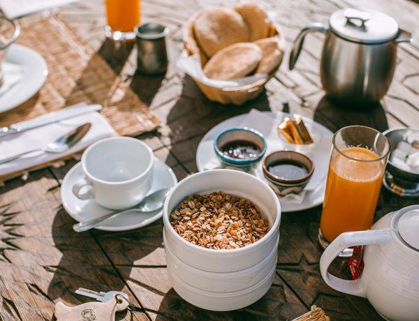La journée des petits débute bien grâce à un petit-déjeuner sain
